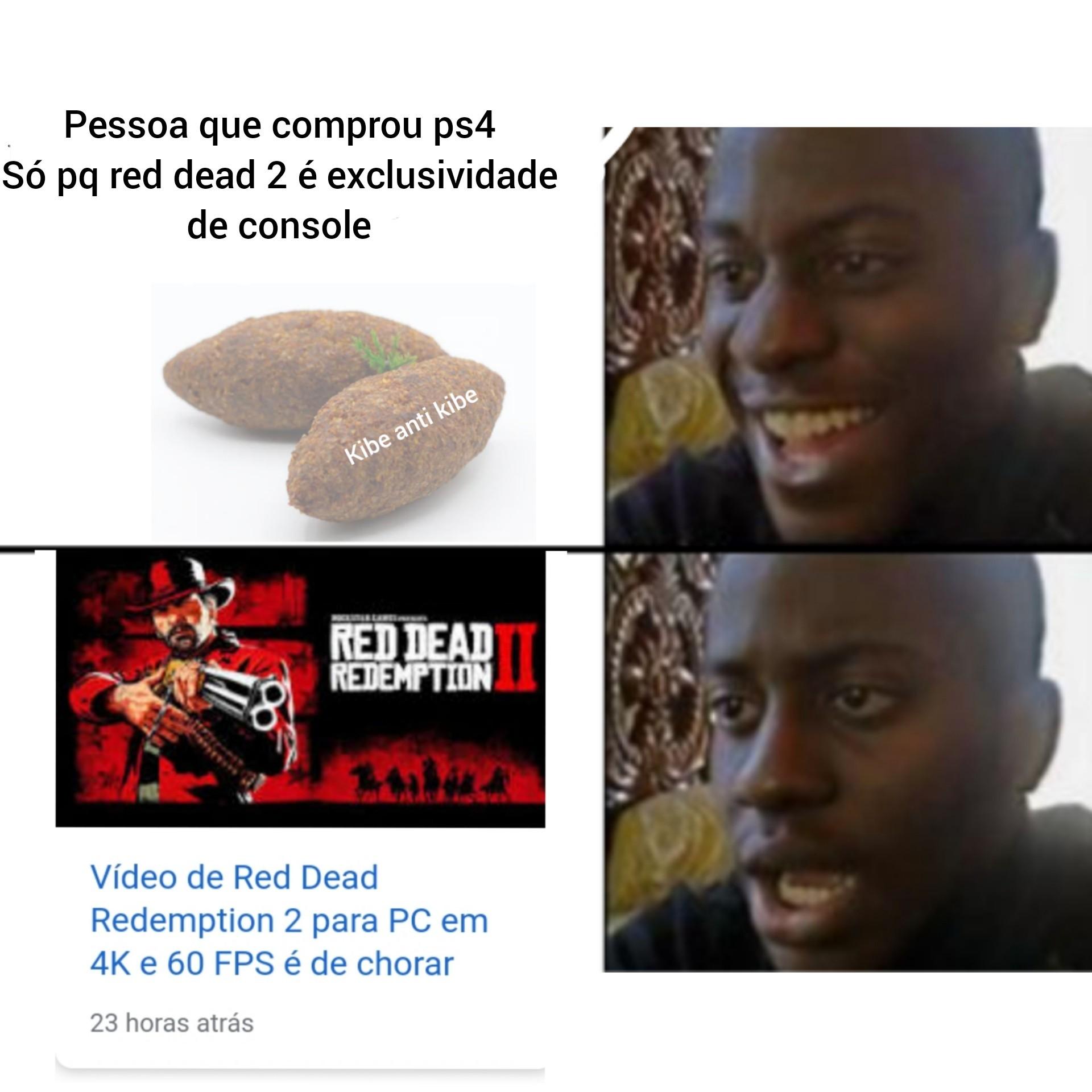 Red dead ACOG NA BOSG12 - meme