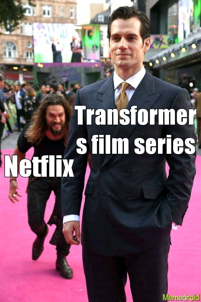 HOW DARE YOU NETFLIX! - meme