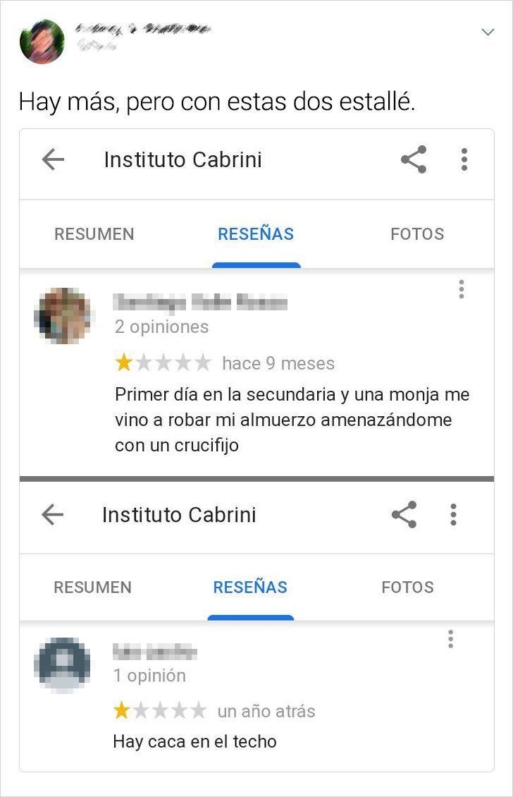 Instituto recomendado - meme