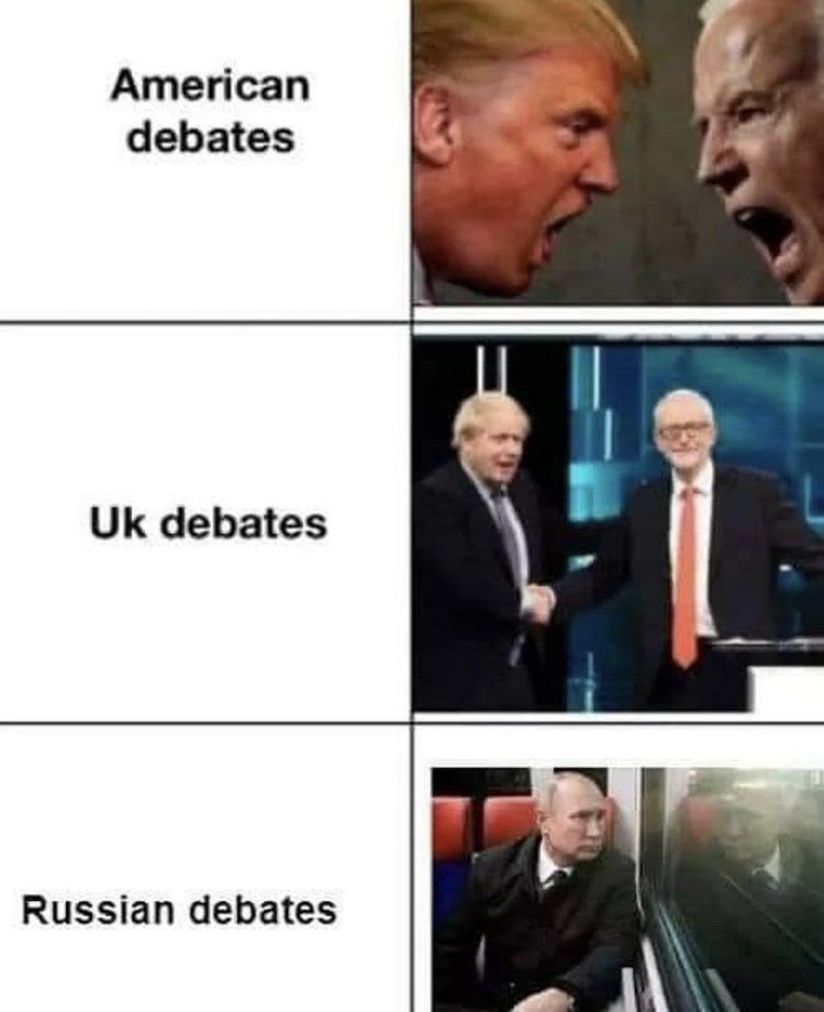 POOR LONELY PUTIN - meme