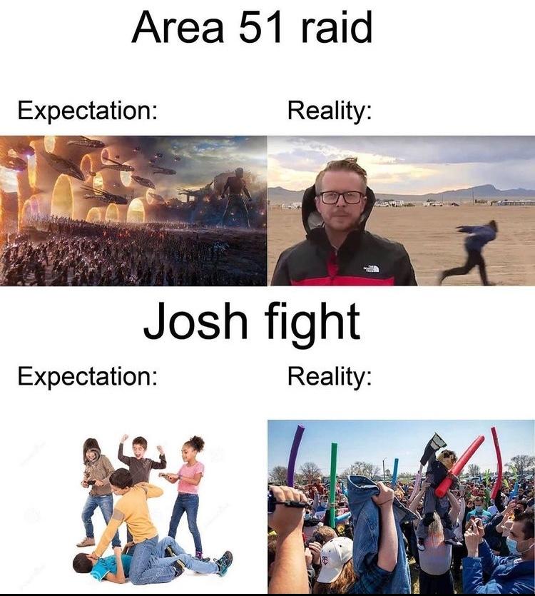 joshed - meme