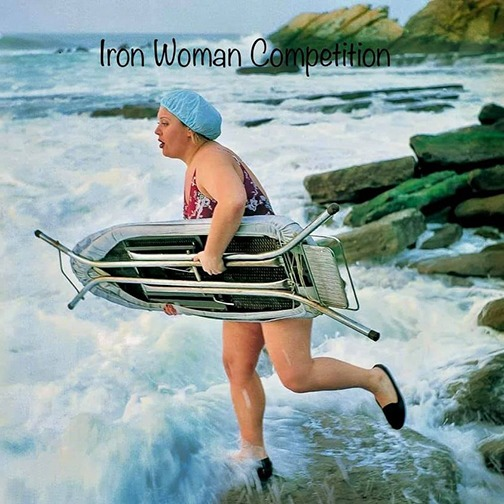Iron Woman Competition - meme