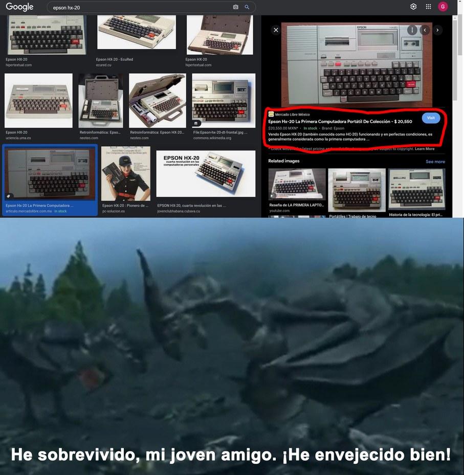 Computadoras, una fantasía hecha realidad - meme