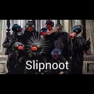 Slipknoot - meme