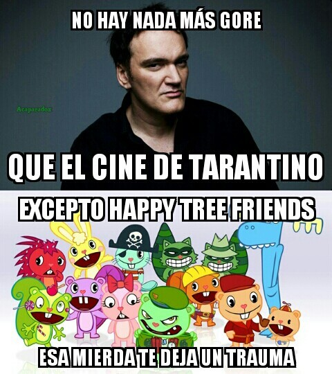 HAPPY TREE FRIENDS - meme