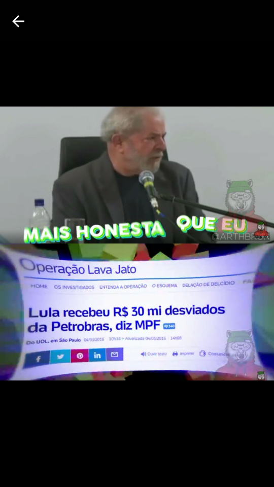 Ué, honesto? - meme