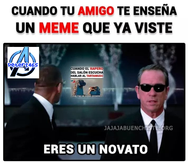 Novato - meme