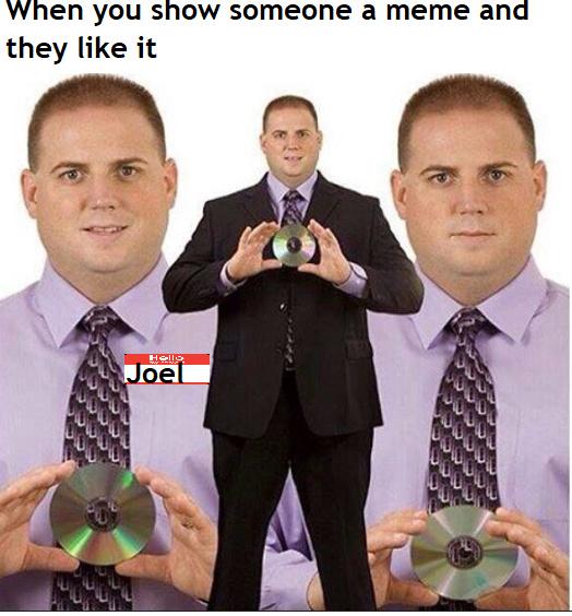 JOE+L - meme