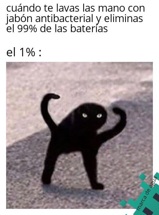 El 1% - meme