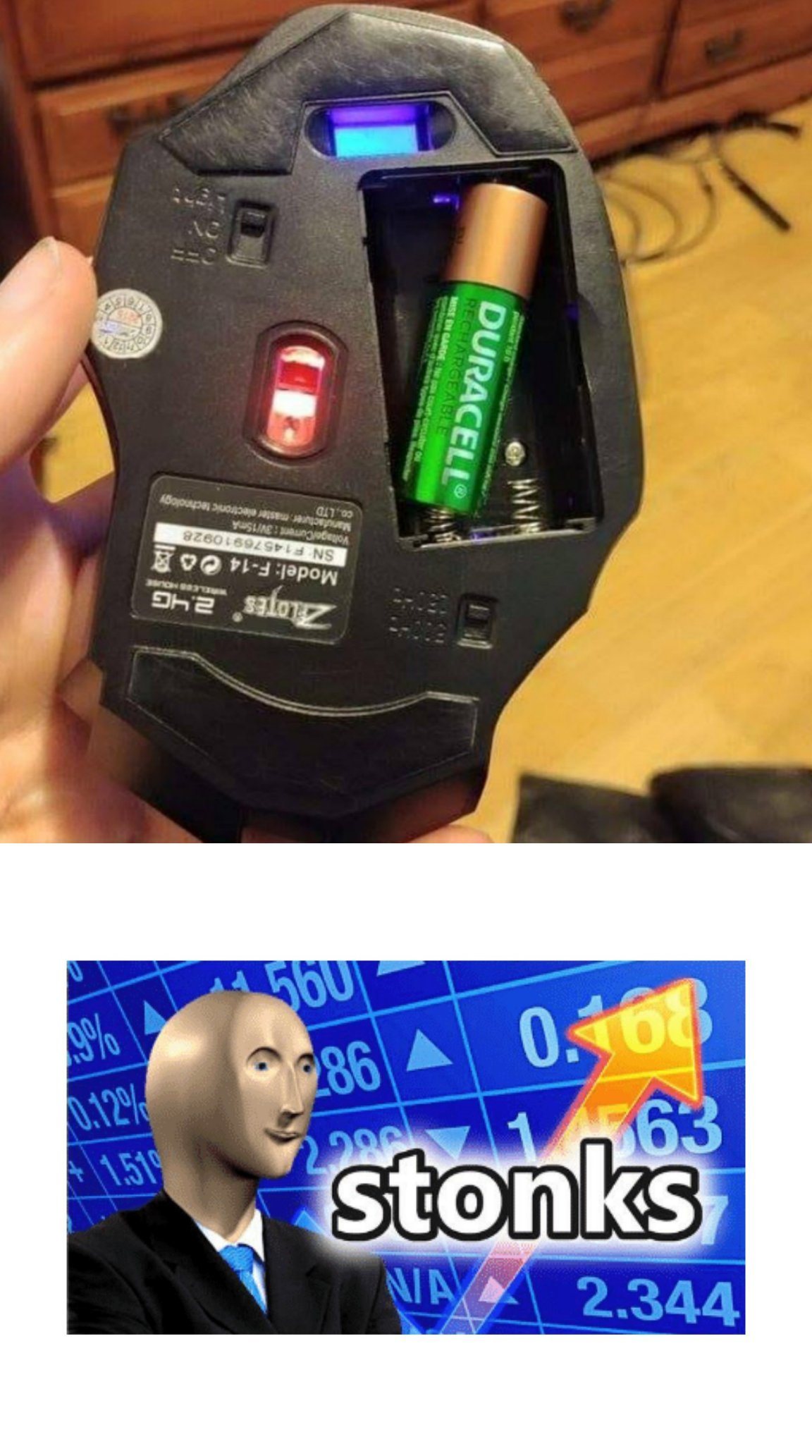 Tesla est jaloue - meme