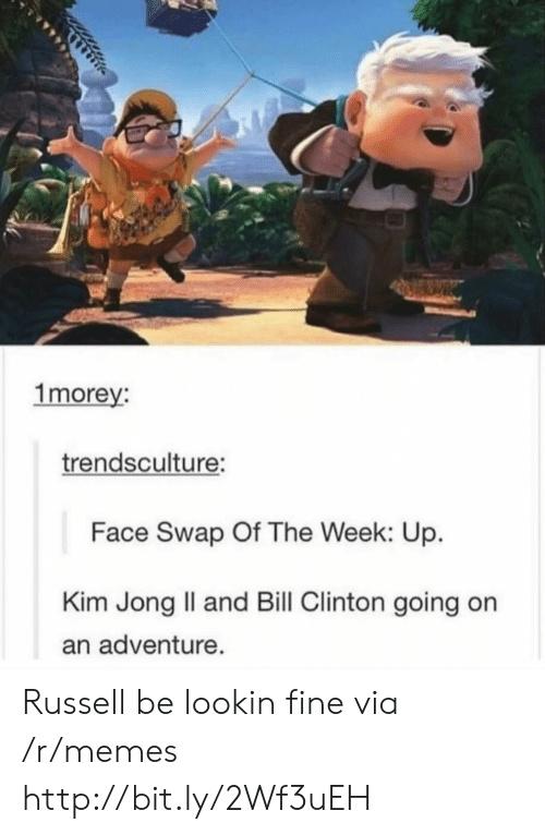 Bill and Kim - meme
