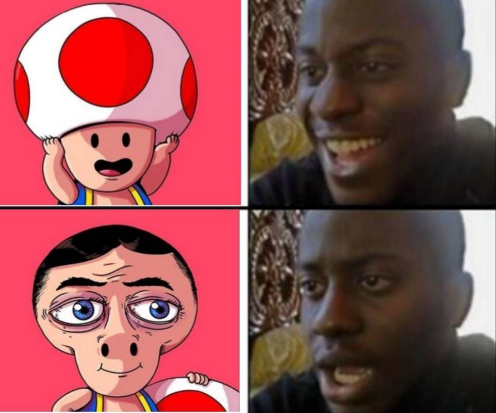 Vdd revelada - meme