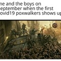 Warhammer 40k in real life