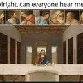 stay safe jesus