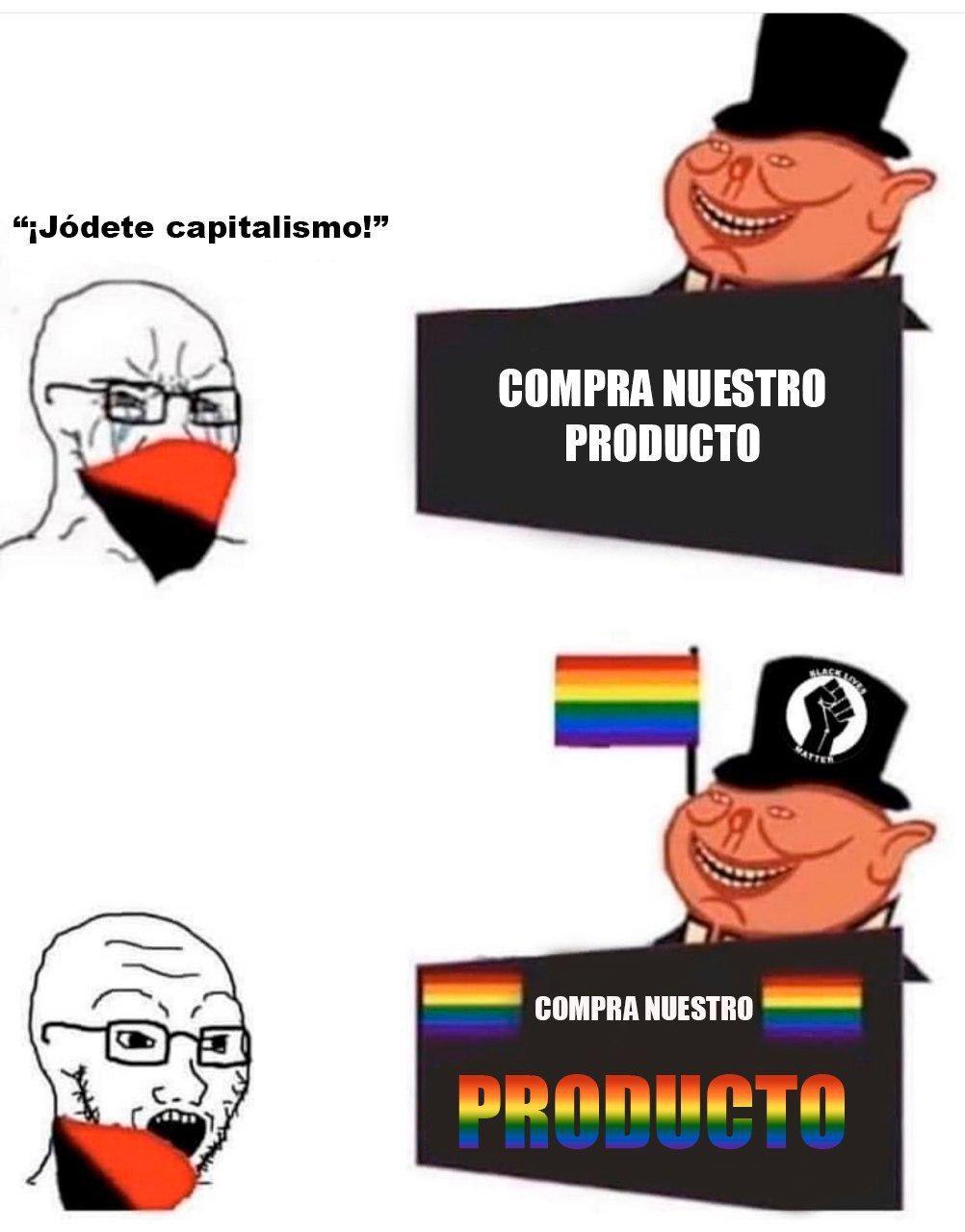 Buenas - meme
