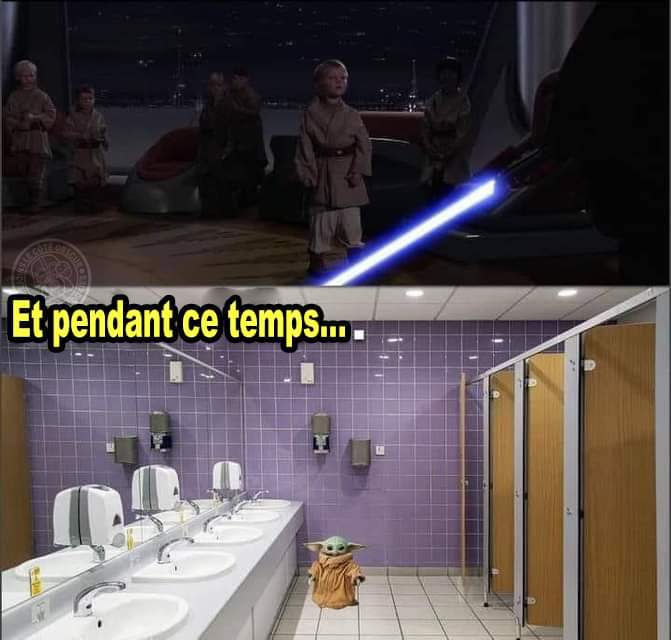 Cache Cache party - meme