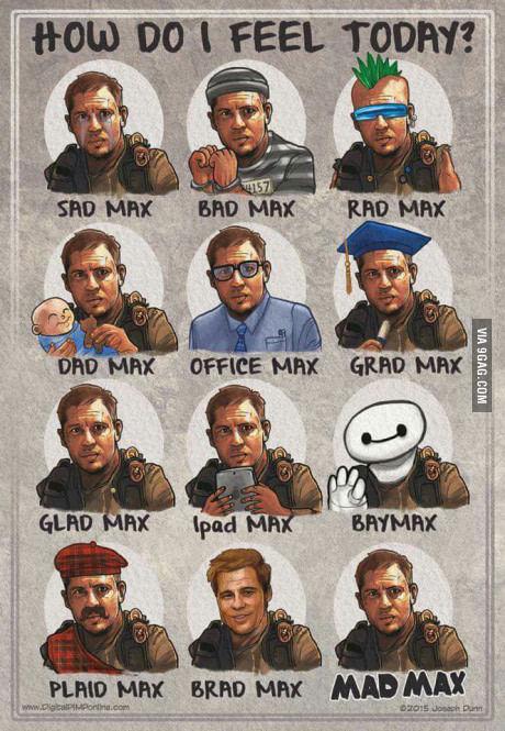 MAD MAX :v - meme