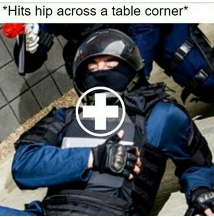 Operation Health - meme