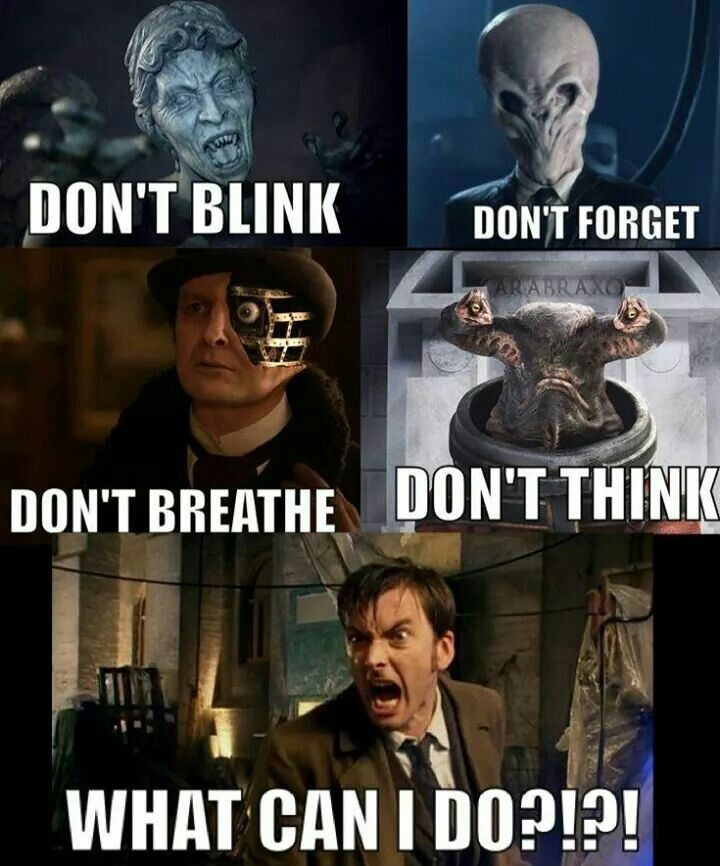 Doctor who - meme