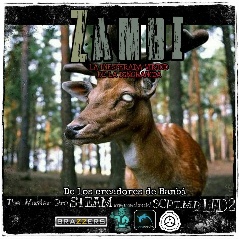 La nueva pelicula de Bambi - meme