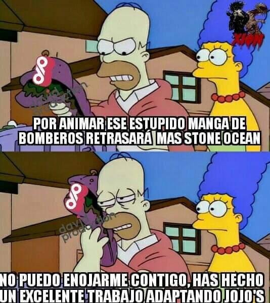 los simpson - meme