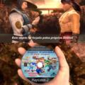 O melhor jogo de PS2 na verdade são jogos de outro console