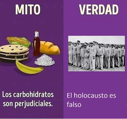 Holocuento (Humor) - meme