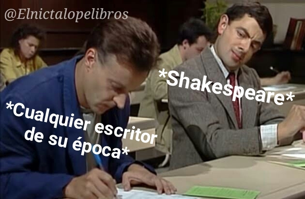 Shakespeare - meme