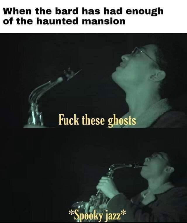 Spook bois - meme