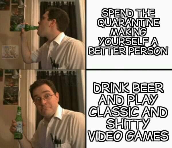 The game is crap - meme