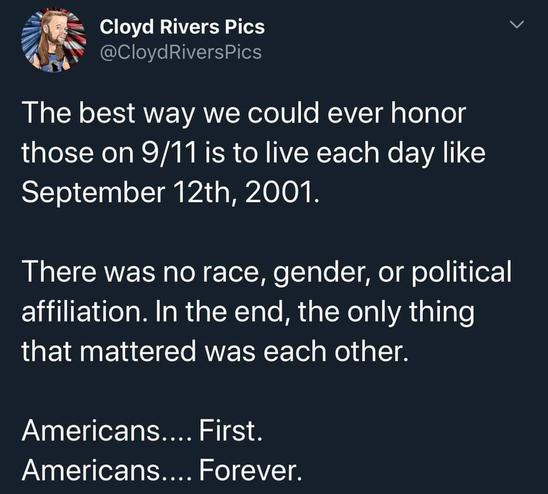 """To the spanish server asshats spamming """"Happy 9/11"""": you're fucking jealous because you live in a shit hole and have to resort to such low blows because ustedes son in montón de perdedores sin nada mejor de hacer. - meme"""