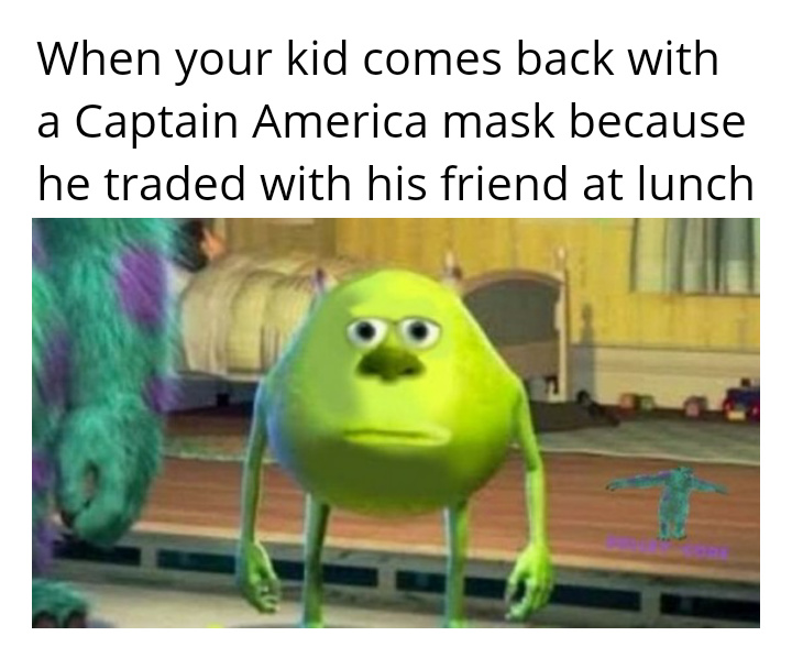 Crazy kids - meme