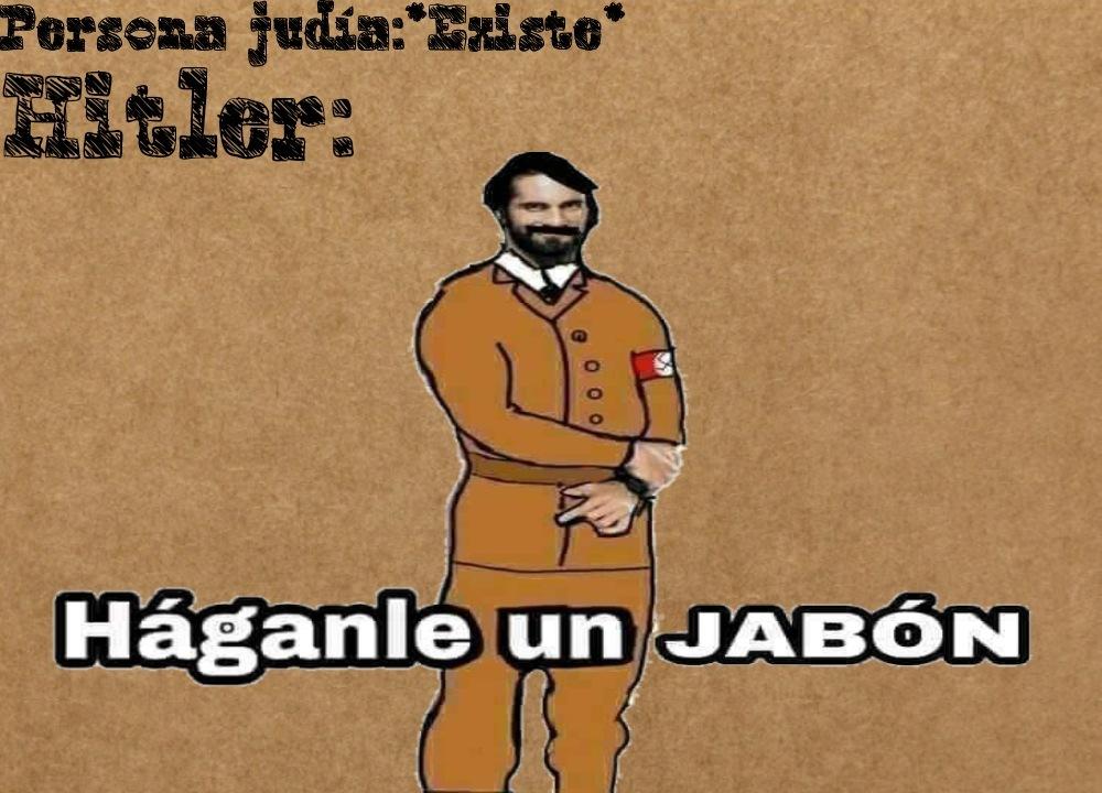 JABÓN - meme