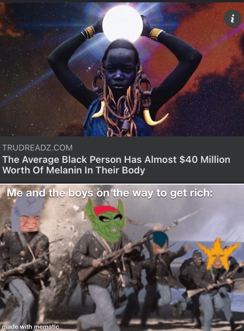 who in? - meme