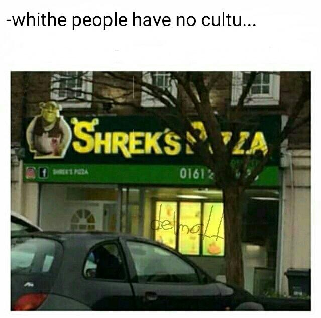 Shrek is you new god - meme