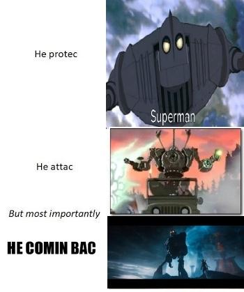 Iron Giant!!! - Meme by Crow_Se7en :) Memedroid