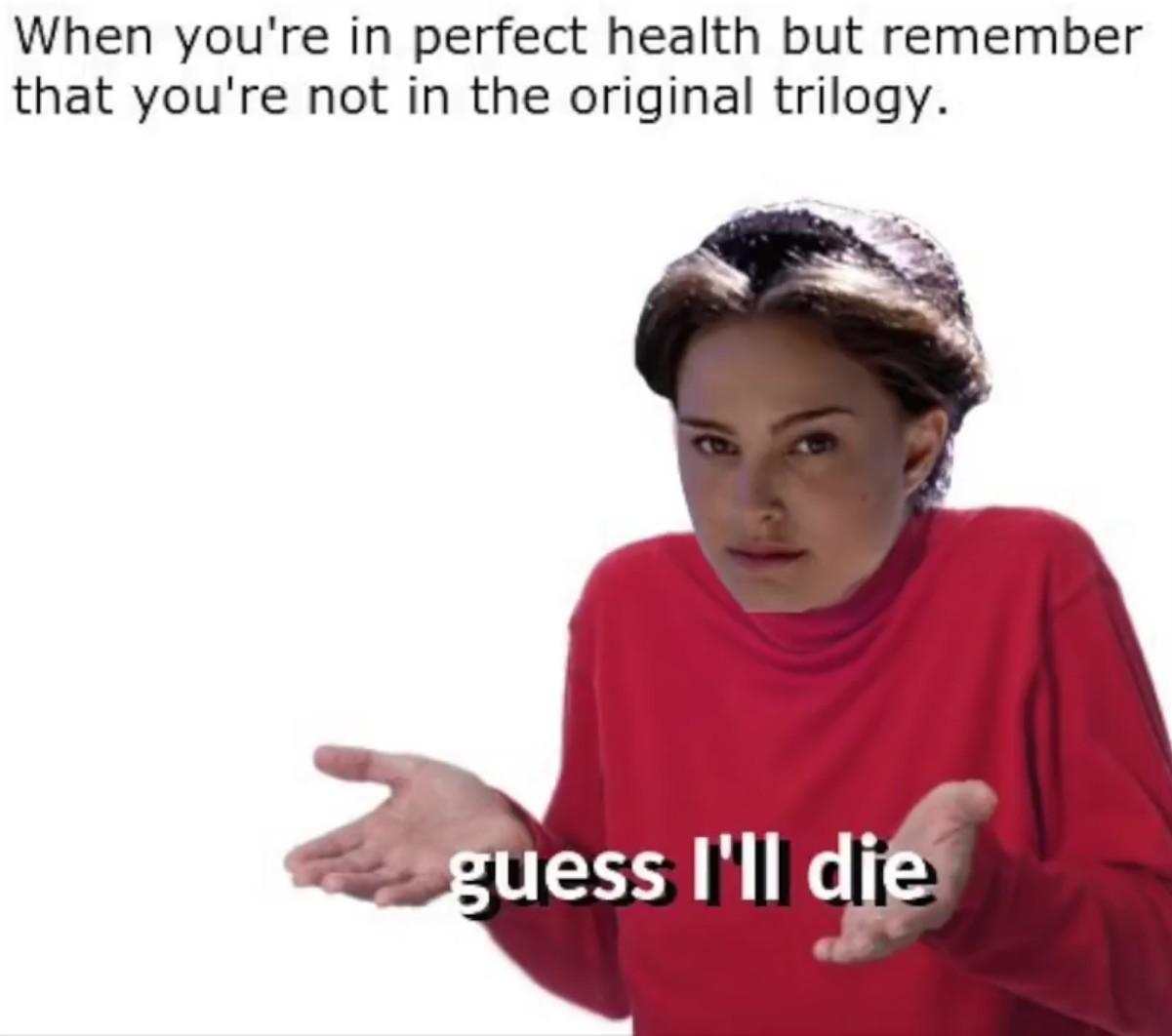 Poor Padme - meme