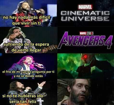 Voy a llorar - meme