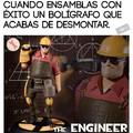 Soy un ingeniero.