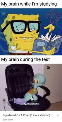 Calamardo en la silla - meme