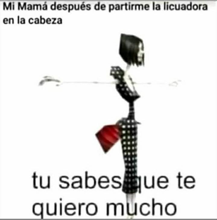 Yo te quiero ma - meme