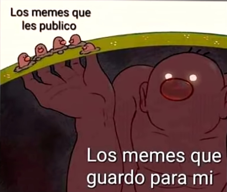comenta si quieres más memes