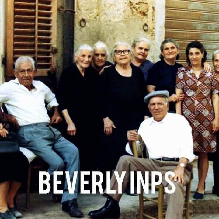 Beverly INPS - meme