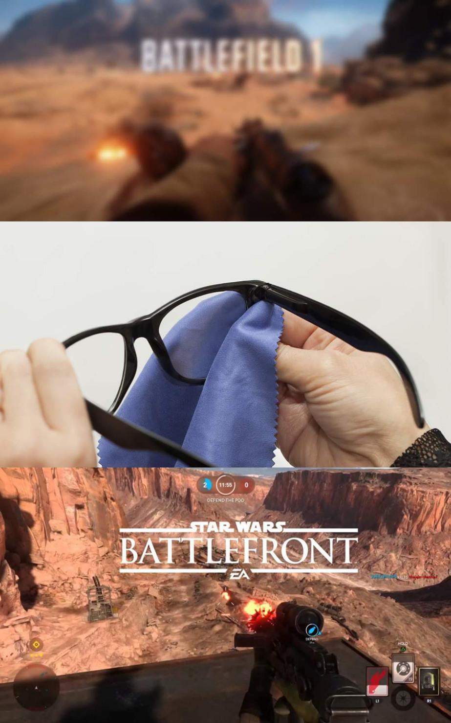 Battlefield 1: The reality - meme