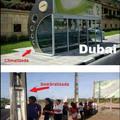 O título foi pra Dubai
