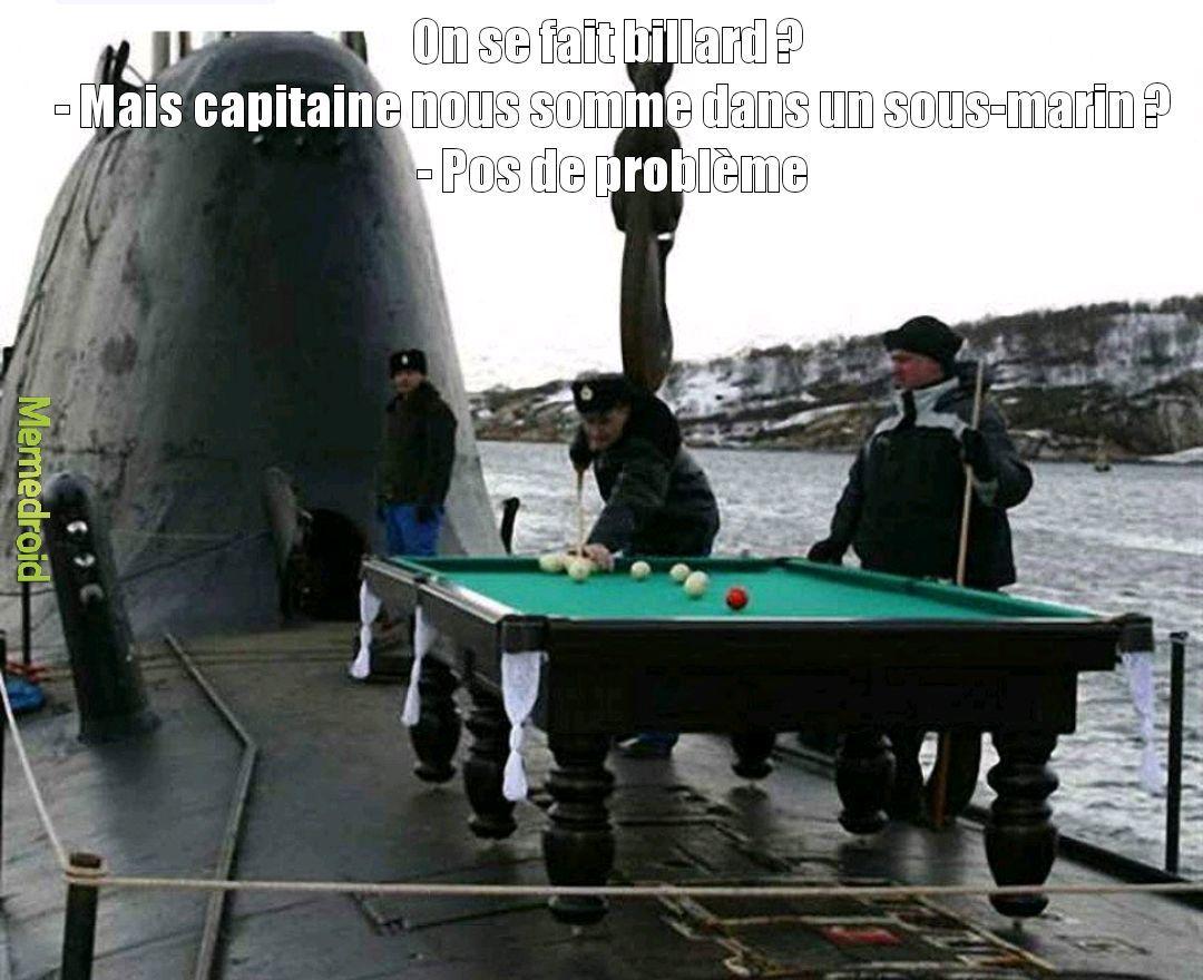 La Russie - meme
