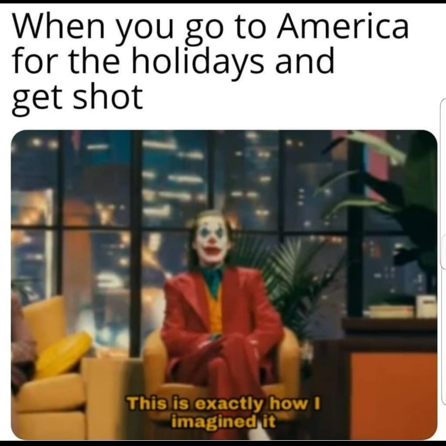This is america - meme