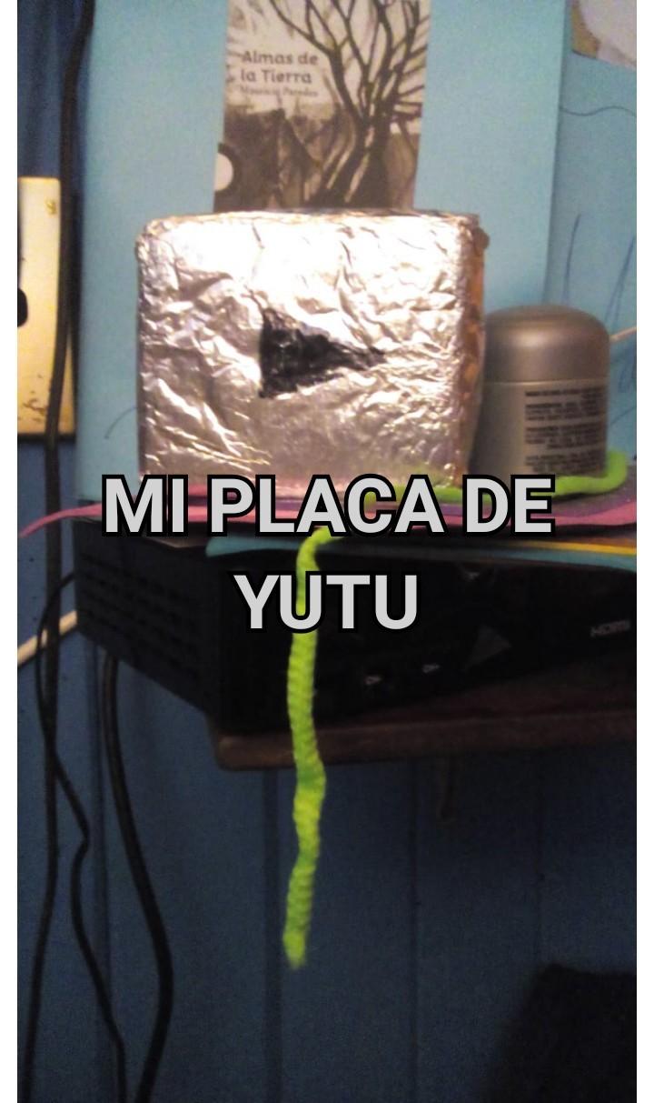 YUTUUU - meme