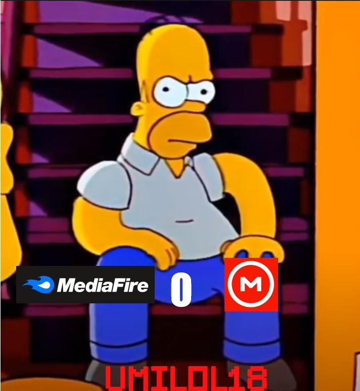 Yo prefiero MediaFire (No lo se pero creo que alguien ya hizo esto) - meme