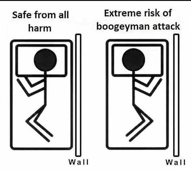 Follow this safety guide - meme